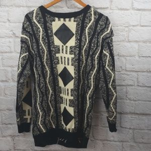 I. B. Diffusion women's Vintage Sweater